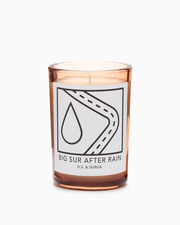 Big Sur After Rain Candle - D.S. & Durga