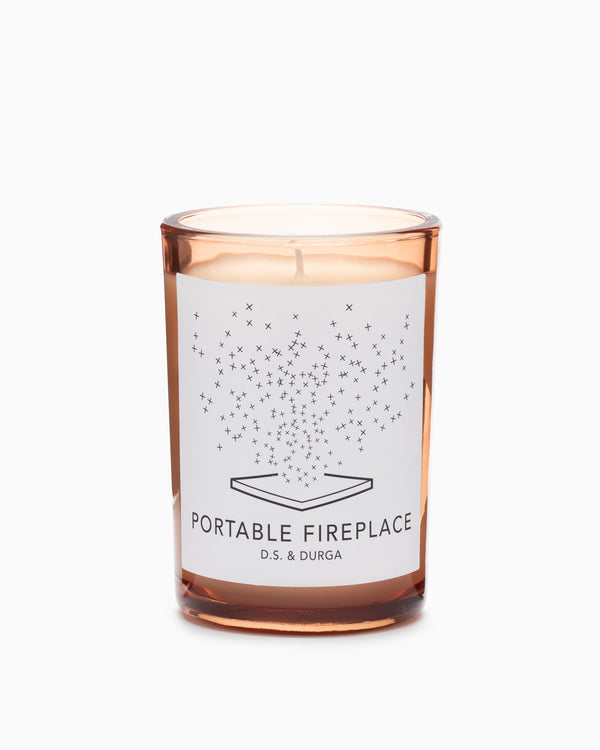 Portable Fireplace Candle - D.S. & Durga
