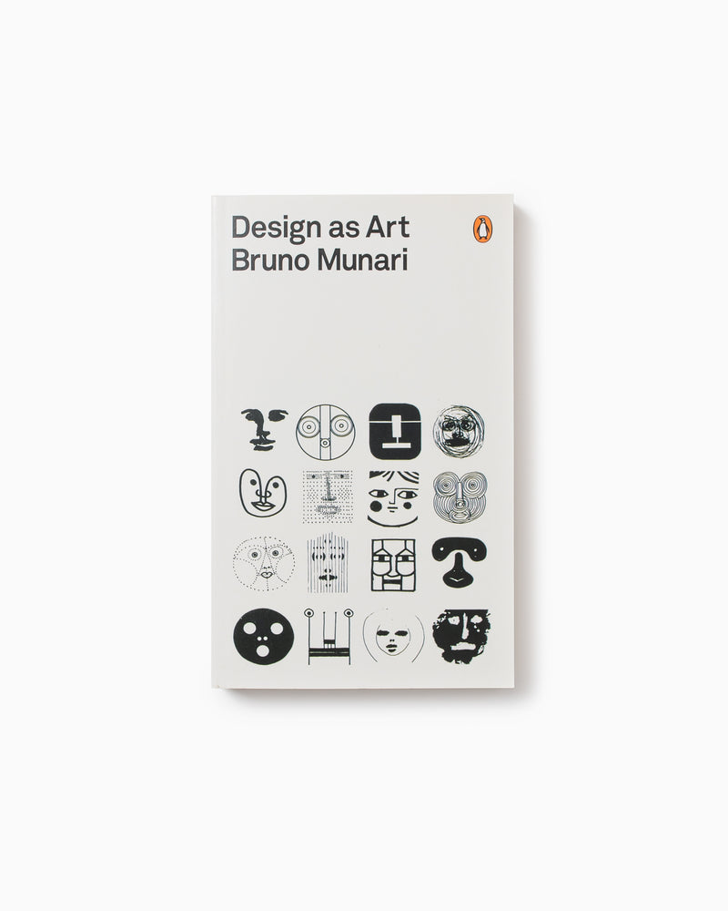 Design as Art - Bruno Munari