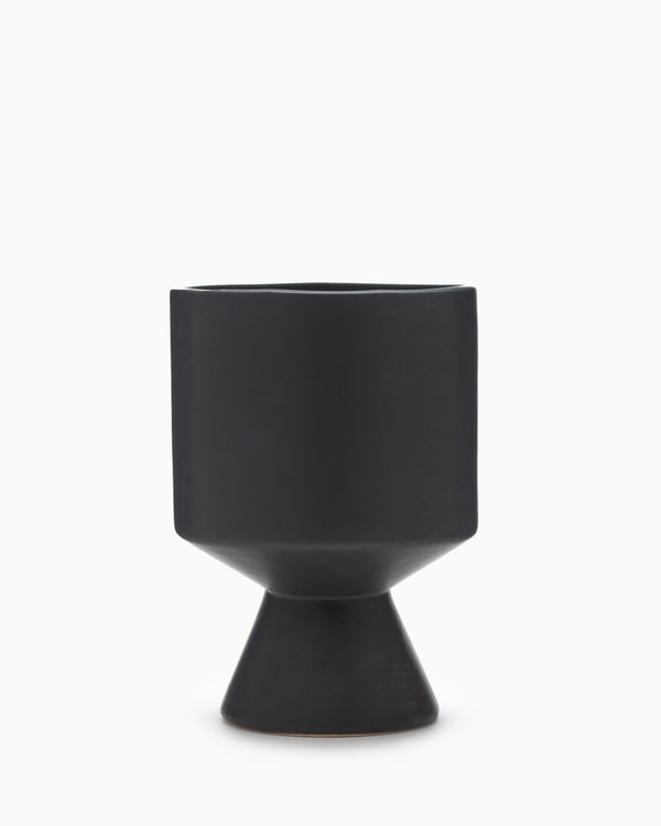 De Vil Pot Black - Medium