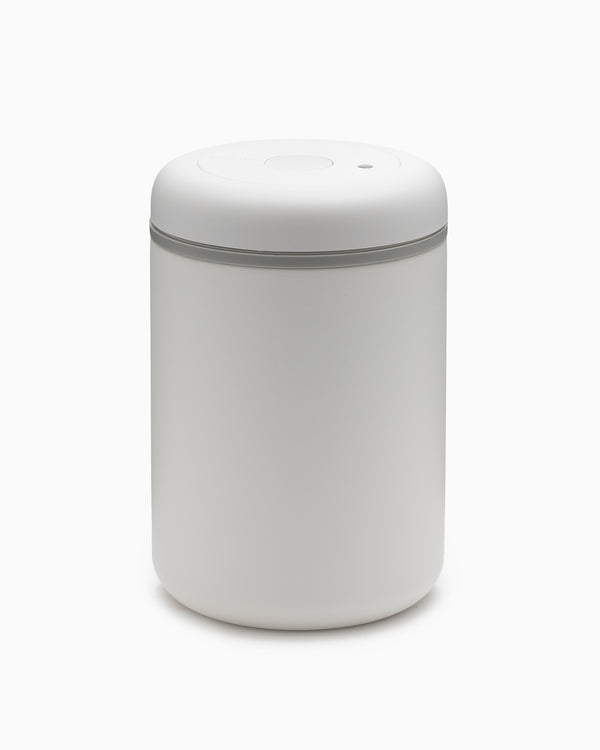 Atmos Vacuum Canister 1.2L - Matte White