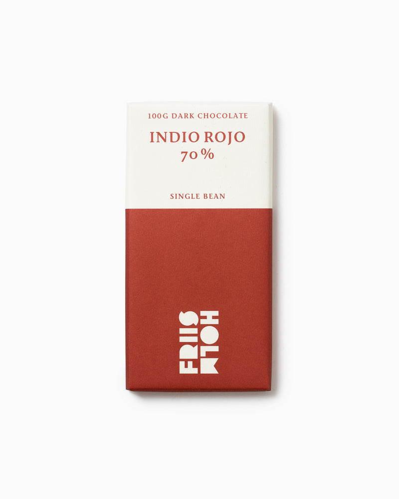 Indio Rojo - Friis Holm