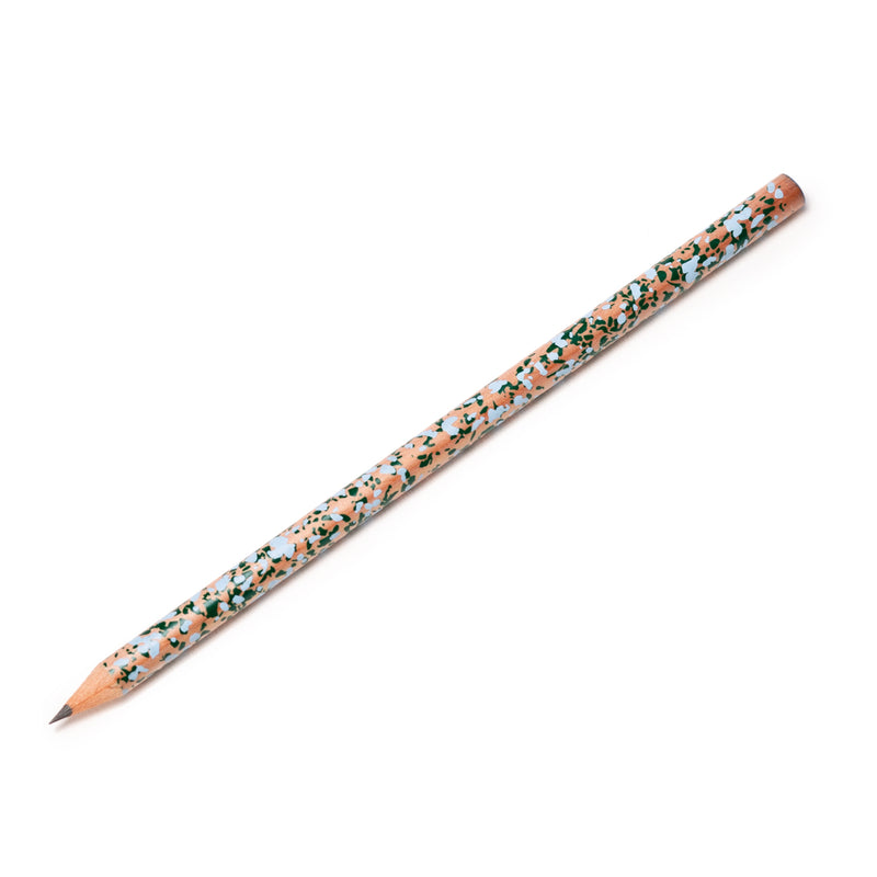 Terrazzo Pencil/ Assorted Colours- Hay