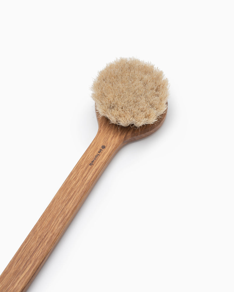 Oak Bath Brush - Iris Hantverk