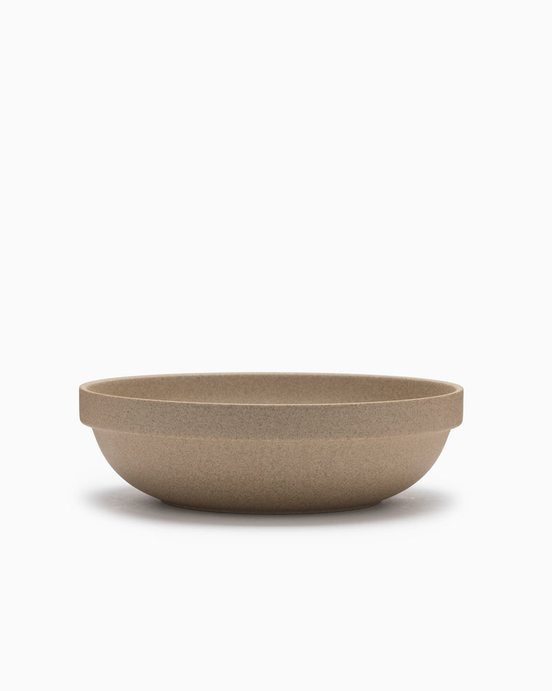 HP032 Round Bowl Natural - Hasami