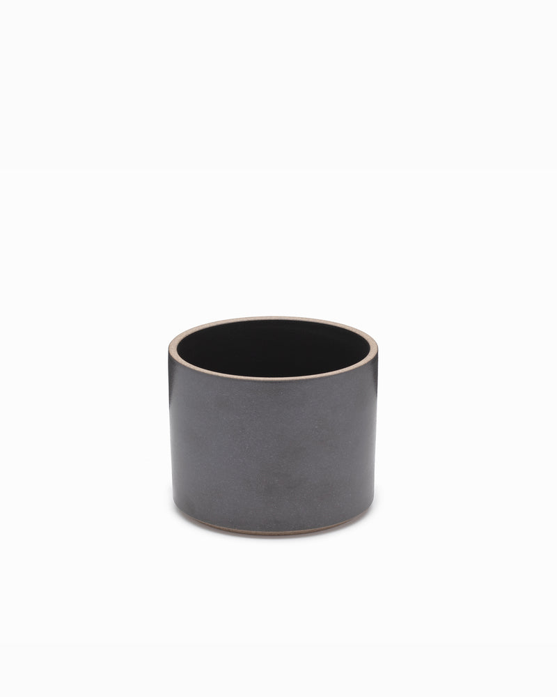 HPB013 Tall Bowl Black - Hasami