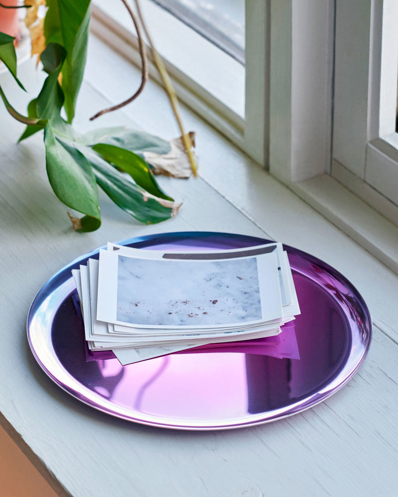Serving Tray | Rainbow- Hay