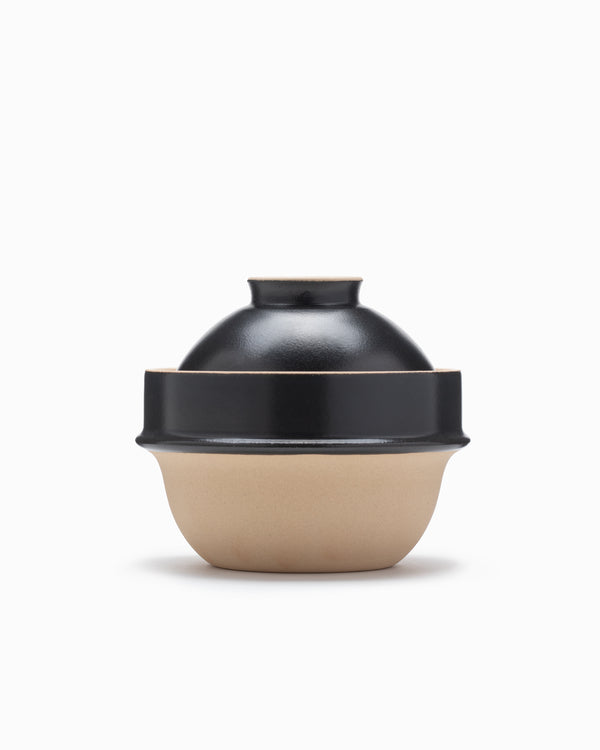 Kamacco Donabe Rice Cooker Black