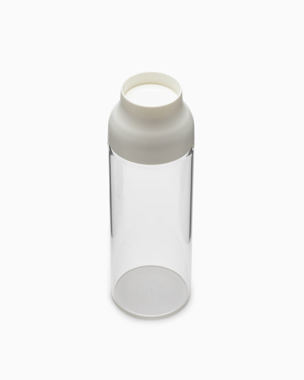 Kinto Capsule Water Carafe - White