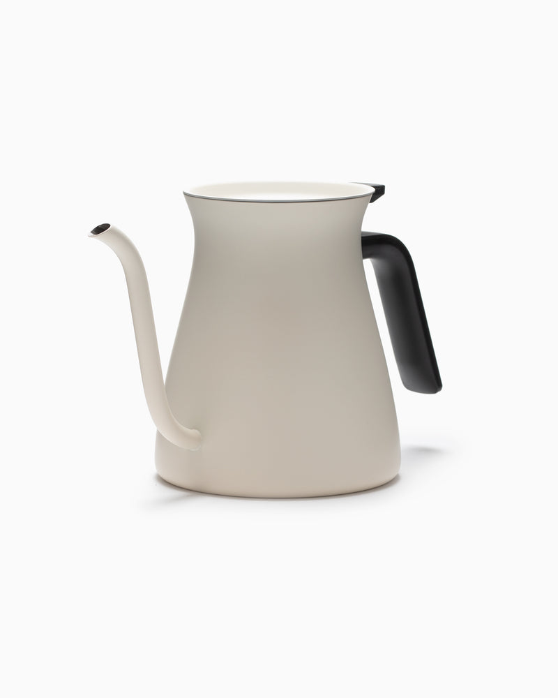 Pour Over Kettle - Matte White