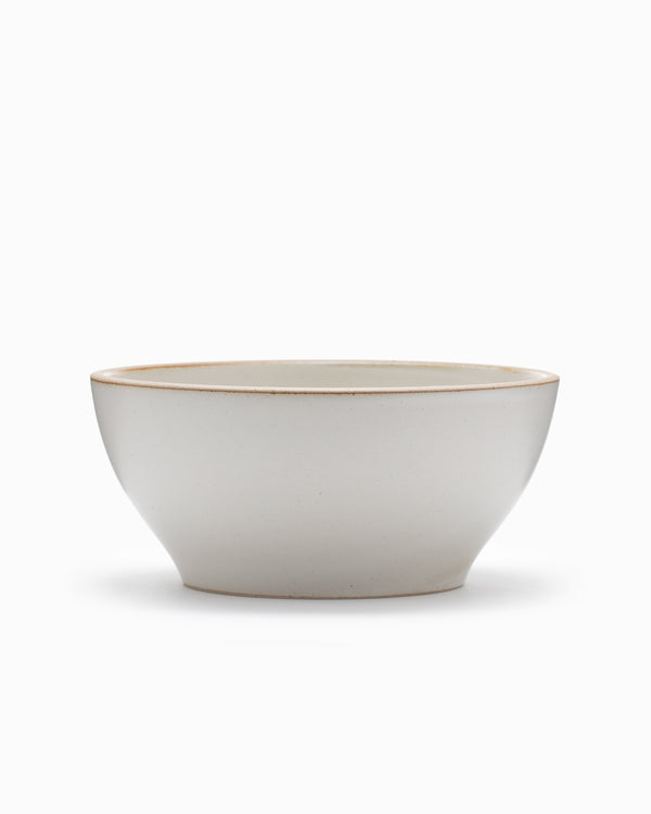 Kinto Nori Large Bowl - White