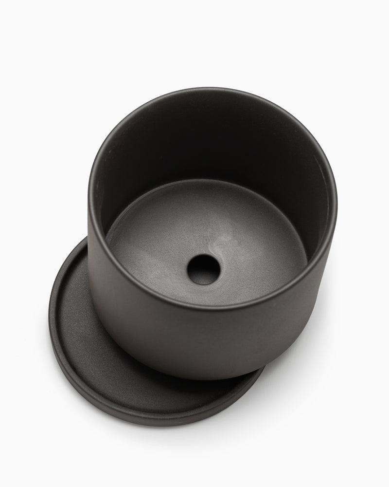 Plant Pot 191 Large - Dark Gray