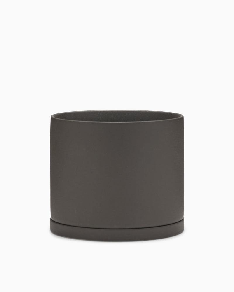 Plant Pot 191 Medium - Dark Gray