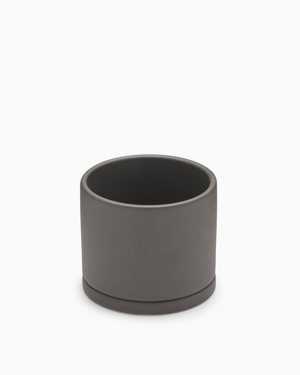 Plant Pot 191 Small - Dark Gray