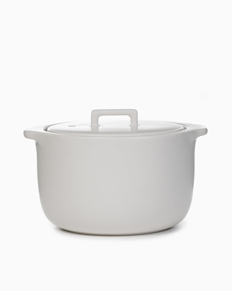 Kinto Rice Cooker - White