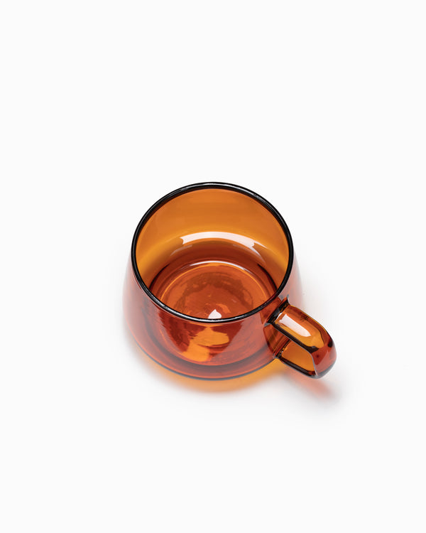 Kinto Amber Sepia Cup 270ml