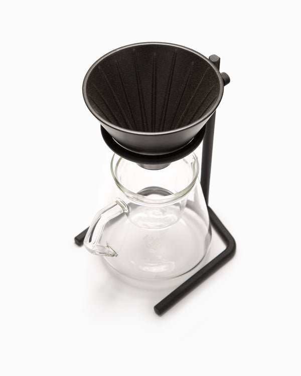 Kinto 4 Cup Brewer Stand Set
