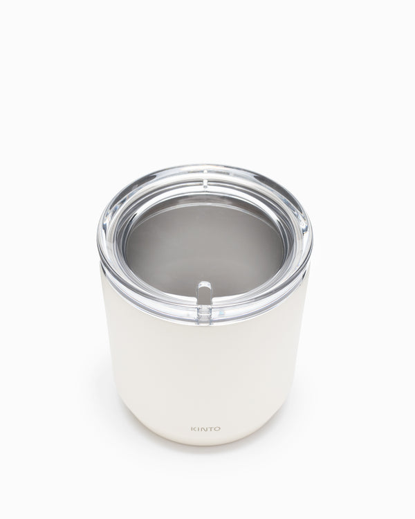 240ml To Go Tumbler - White
