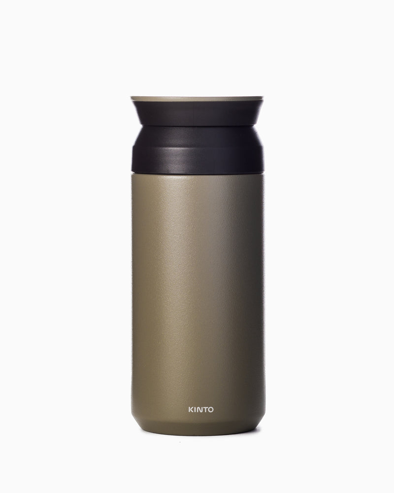 Kinto Travel Tumbler 350ml - Khaki