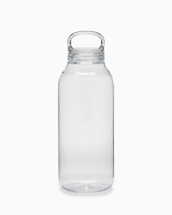 Water Bottle 500ml - Clear