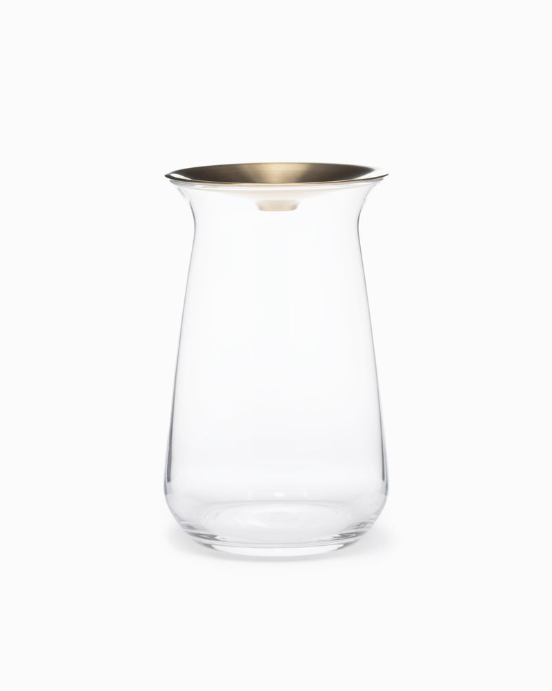 Large Luna Vase - Clear