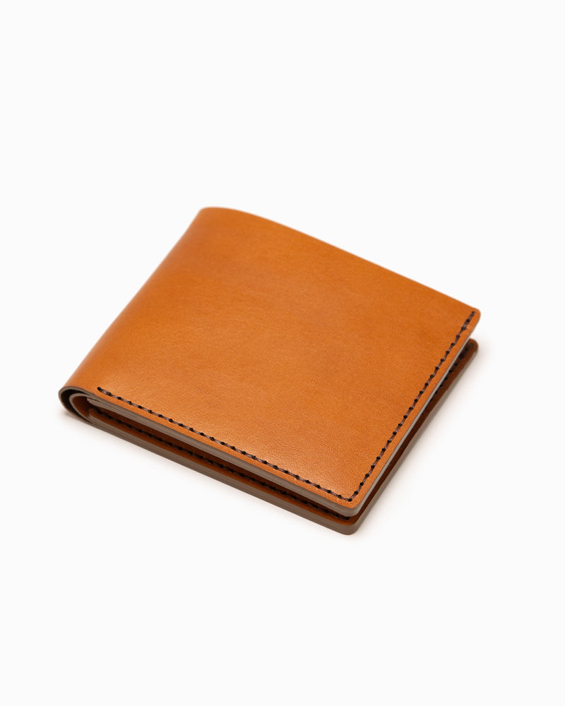 MAKR Open Billfold Wallet - Tan
