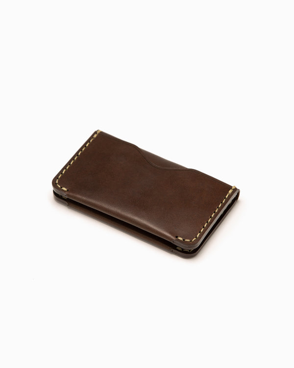 MAKR Horizon Three Wallet - Bark