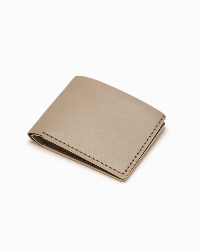 MAKR Landscape Billfold Wallet - Grey