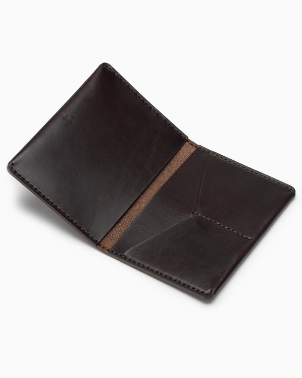 MAKR Passport Wallet - Oxblood
