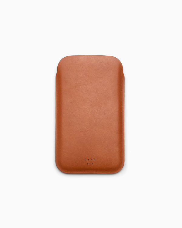 MAKR iPhone 11 Pro/X/XS - Tan