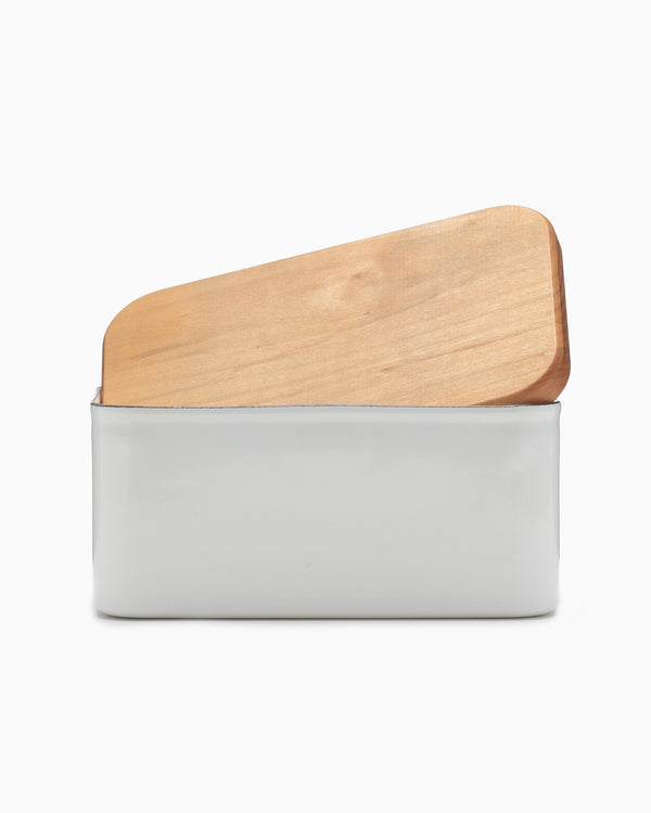 Large Enamel Butter Case - Noda Horo