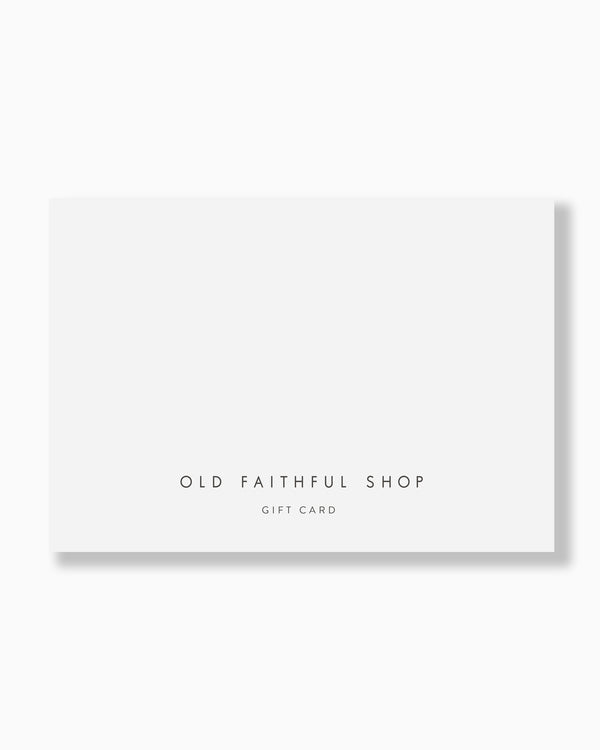 OFS. Gift Card