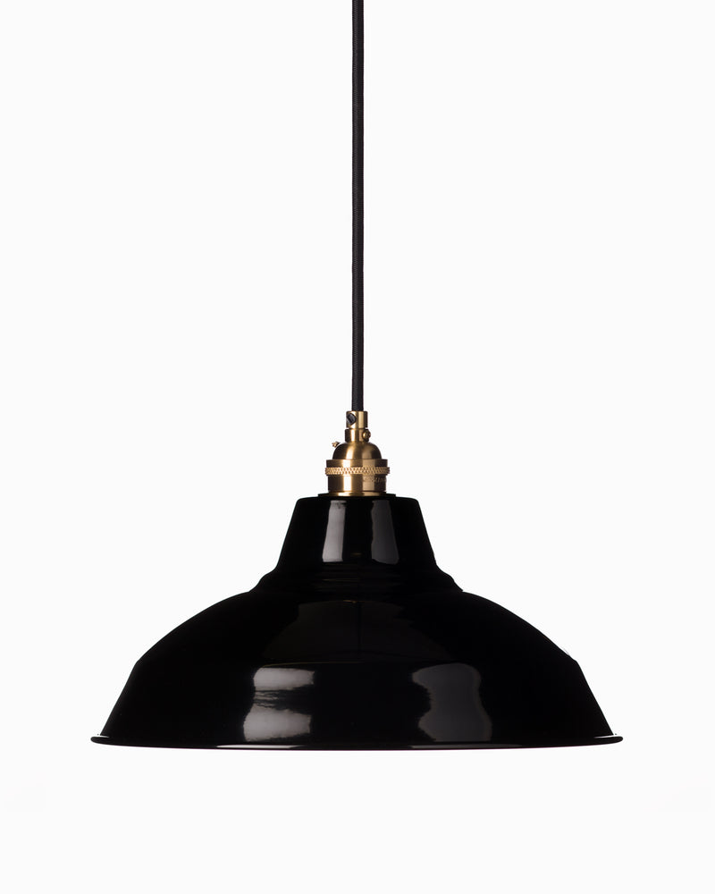 Small Bistro Shade - Black