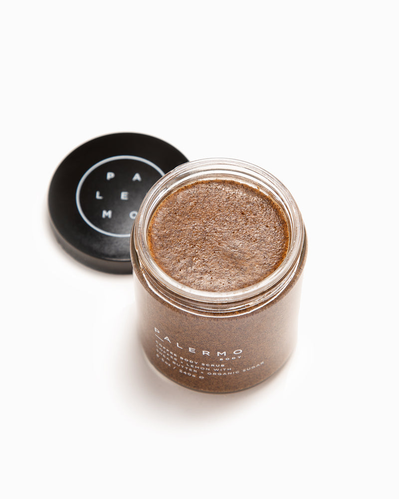 Coffee Body Scrub - Palermo