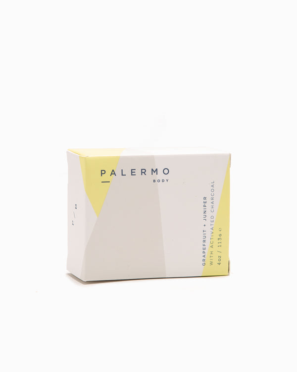 Grapefruit + Juniper Soap Bar - Palermo