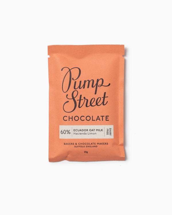 Mini Oat Milk - Pump Street Chocolate