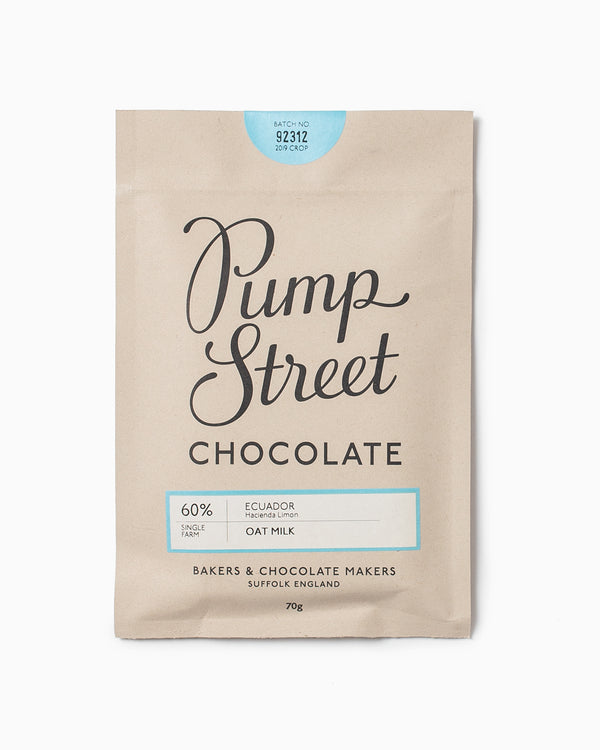 Oat Milk - Pump Street Chocolate