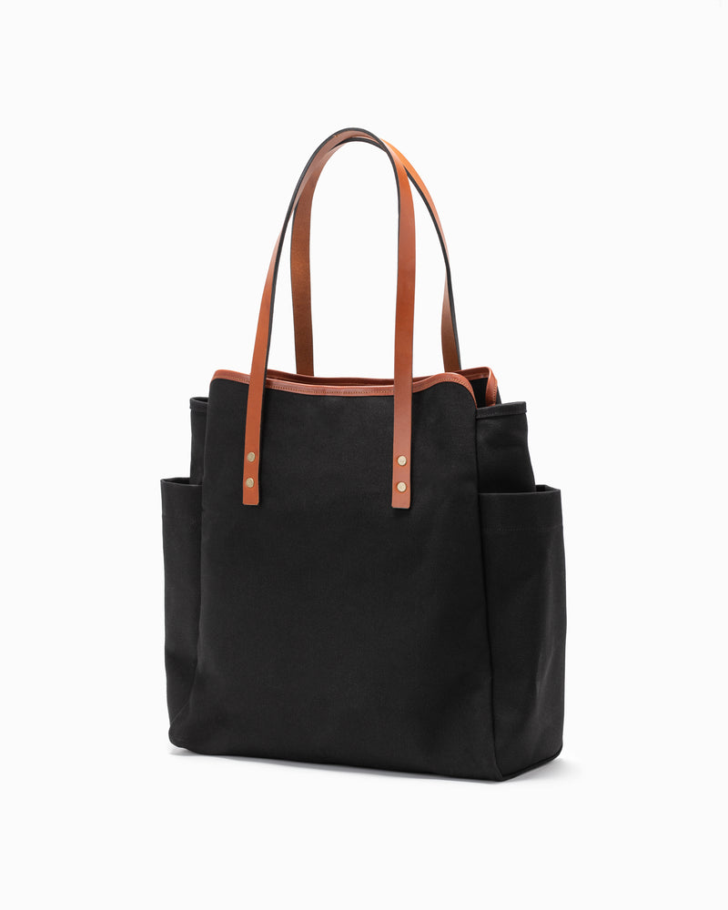 SFI. Shopper 380 - Black/Tan