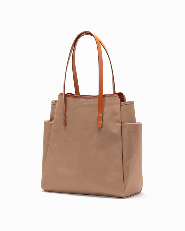 SFI. Shopper 380 - Tan/Tan