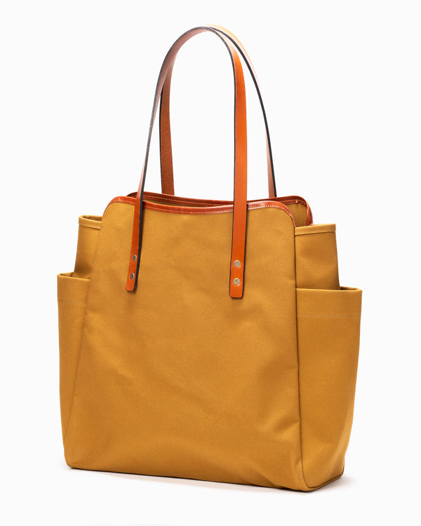 SFI. Shopper 380 - Turmeric/Tan