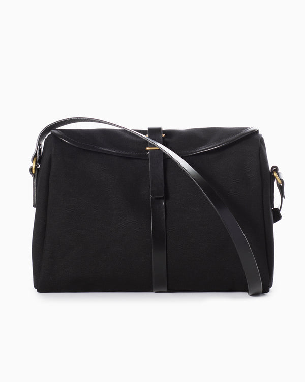 SFI. Satchel - Black