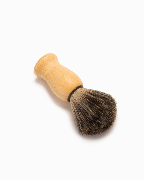 Beechwood Shaving Brush