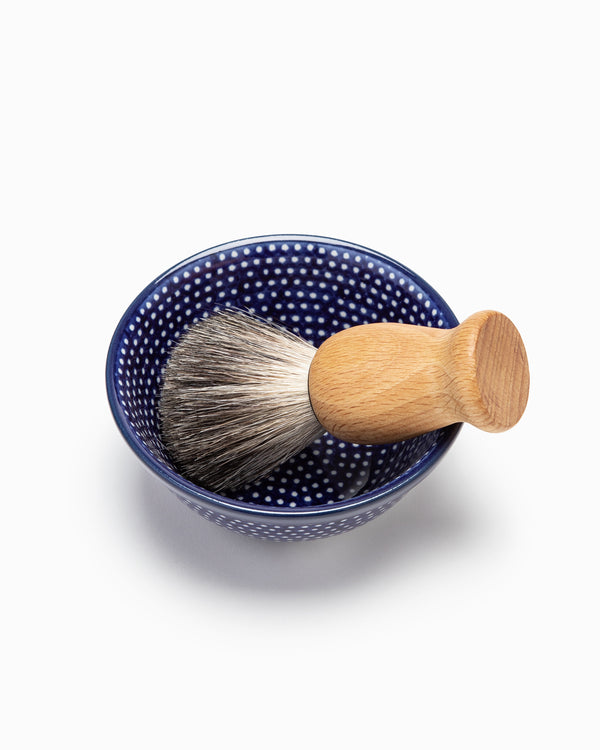 Ceramic Shaving Dish