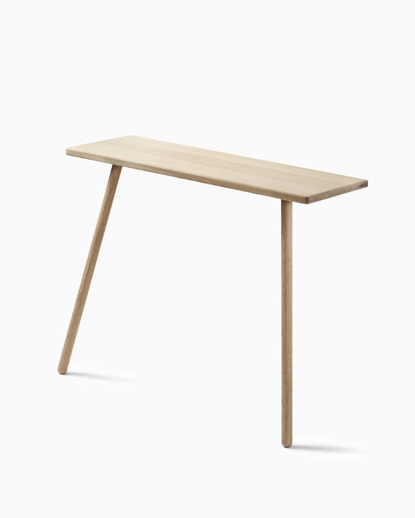 Georg Console Table - Oak