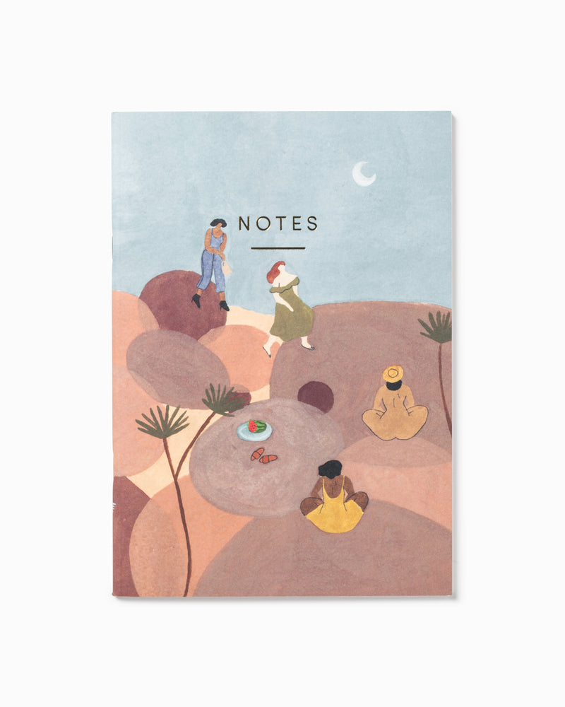 Hikers Notebook A5