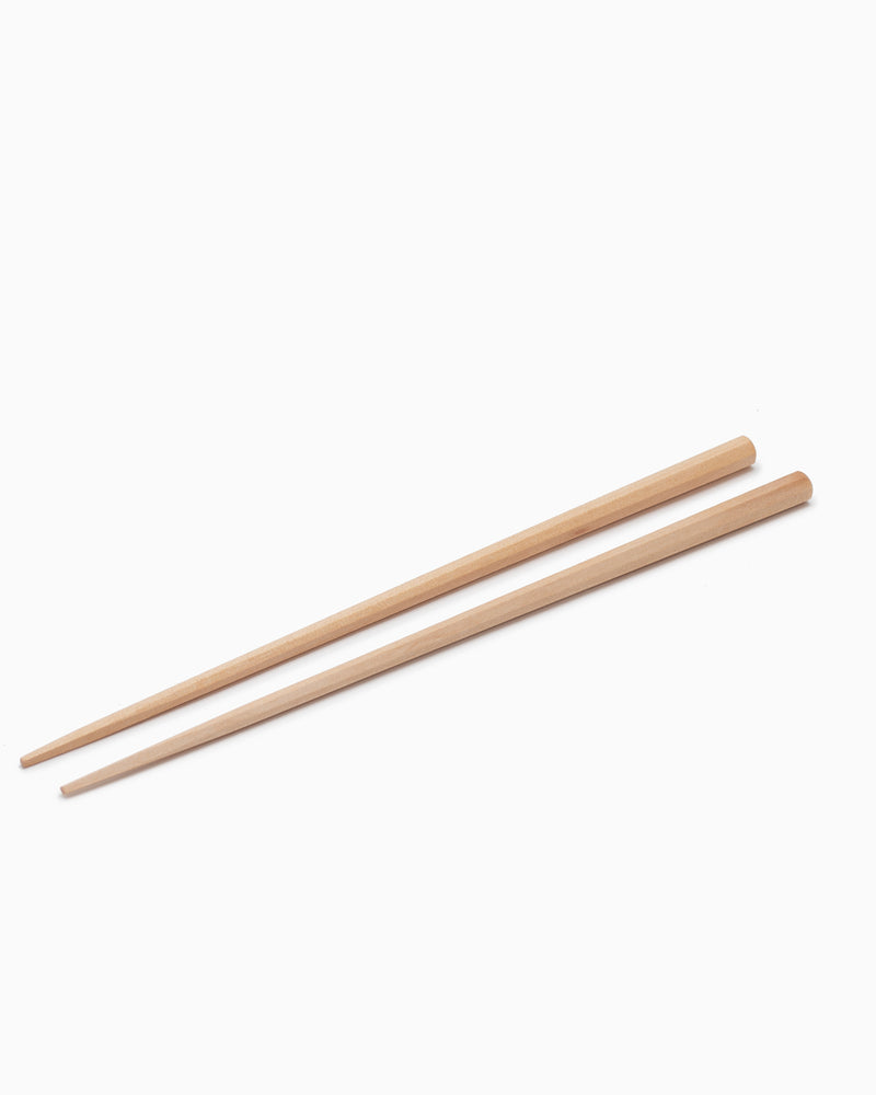 Wooden Chopsticks - Chestnut