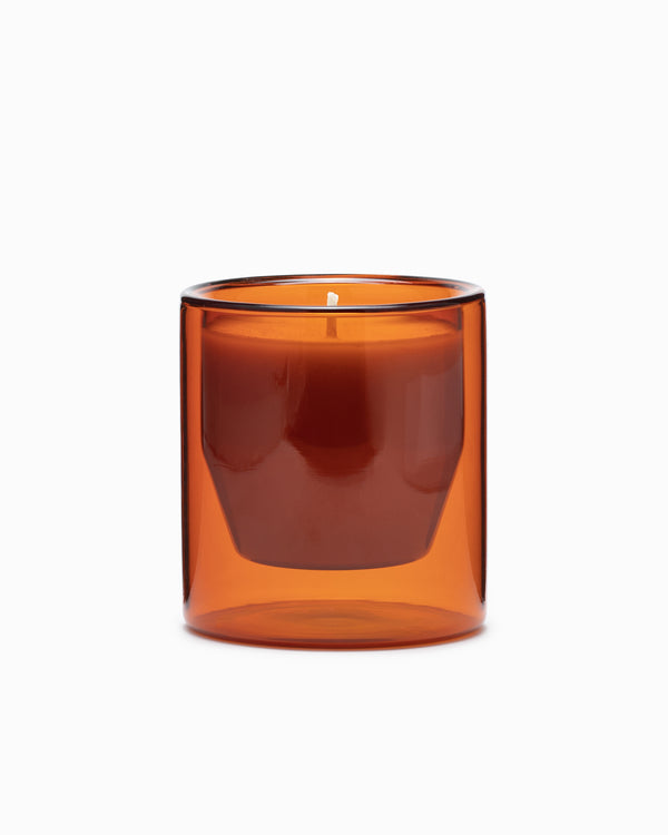 Yield - Castillo Double Walled Glass Candle
