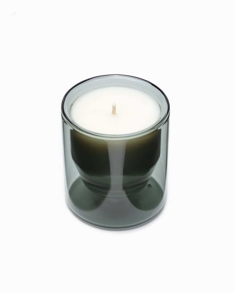 Yield - Coquina Double Walled Glass Candle