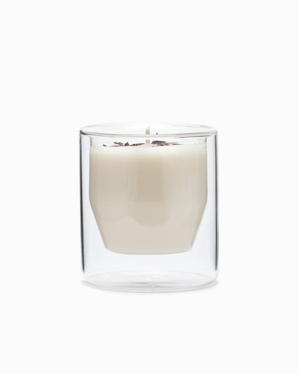 Yield - Wright Double Walled Glass Candle