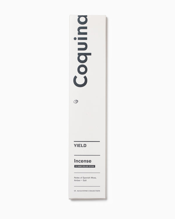 Yield - Coquina Incense